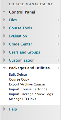 Export-archive a course-1