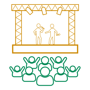 Audio and Visual Support for Events Image