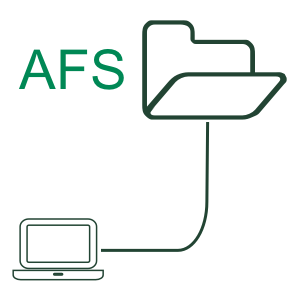 Andrew FileSystem Image