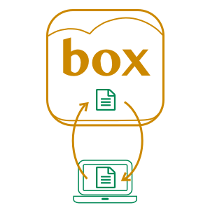 Box for Storage and Share Image